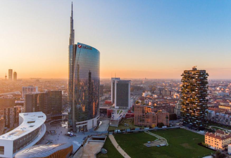 Что посмотреть в Милане. Неделя 21 arch