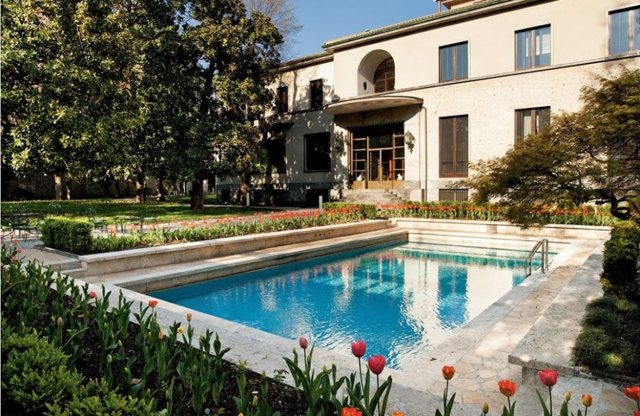 Что посмотреть в Милане. Неделя 21 necchi villa