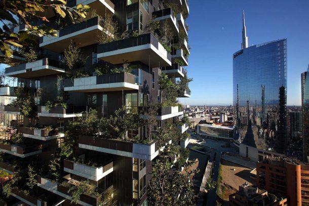 Milano Arch Week 2018 bosco verticale