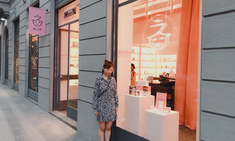 beauty corea milano negozio korean beauty miin cosmetics 5 1000x600 - Miin Cosmetics: в Милане открылся первый магазин корейской косметики