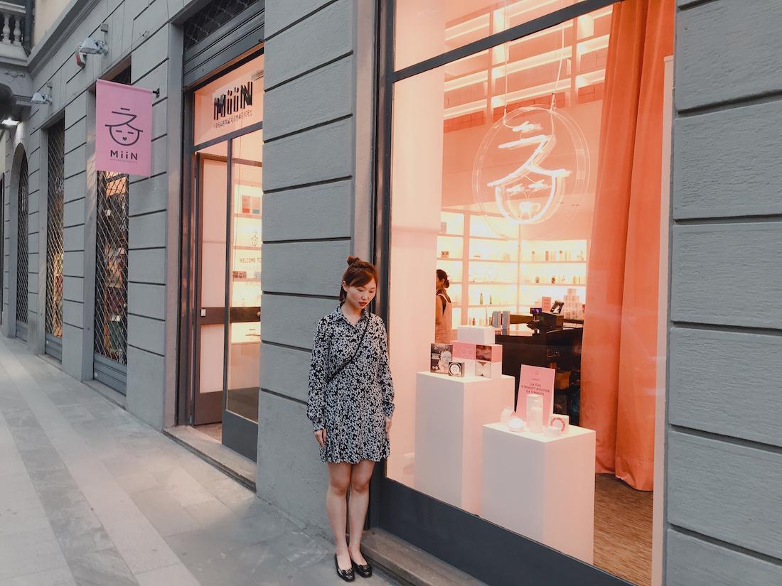 beauty corea milano negozio korean beauty miin cosmetics 5 - Miin Cosmetics: в Милане открылся первый магазин корейской косметики
