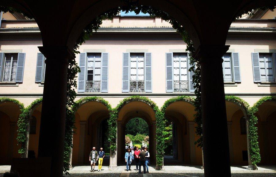 cortili aerti 900x577 - Ускользающая красота: дворики Милана