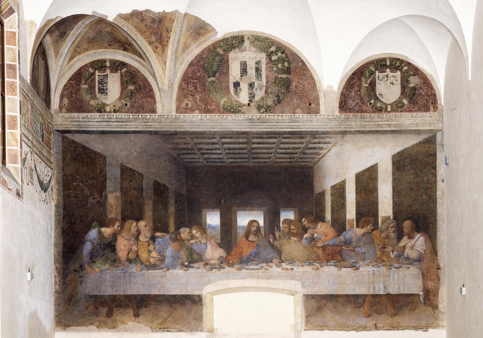 Креативность Eataly & Cenacolo Viniciano