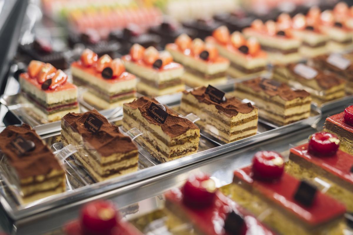 DOLCI@ - Новая кондитерская от короля итальянских сладостей - Иджинио Массари