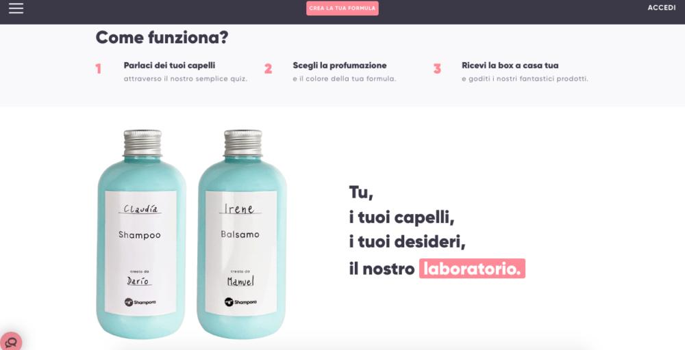 Shampora startup 1000x512 - Demo Day в итальянском акселераторе LUISS EnLabs