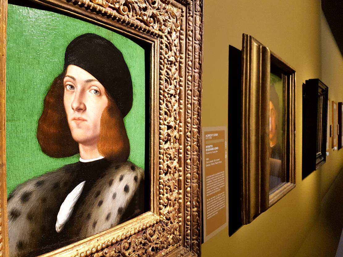 Выставка Дюрера в Милане