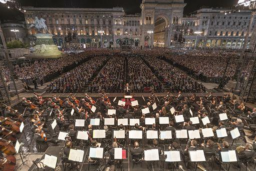 milano 10 scala  - 10 июня в 21:30 Дуомо наполнится прекрасными звуками симфонической музыки