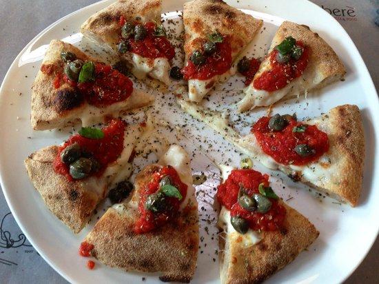 pizza - Вкусная пицца в Милане: советы неаполитанца