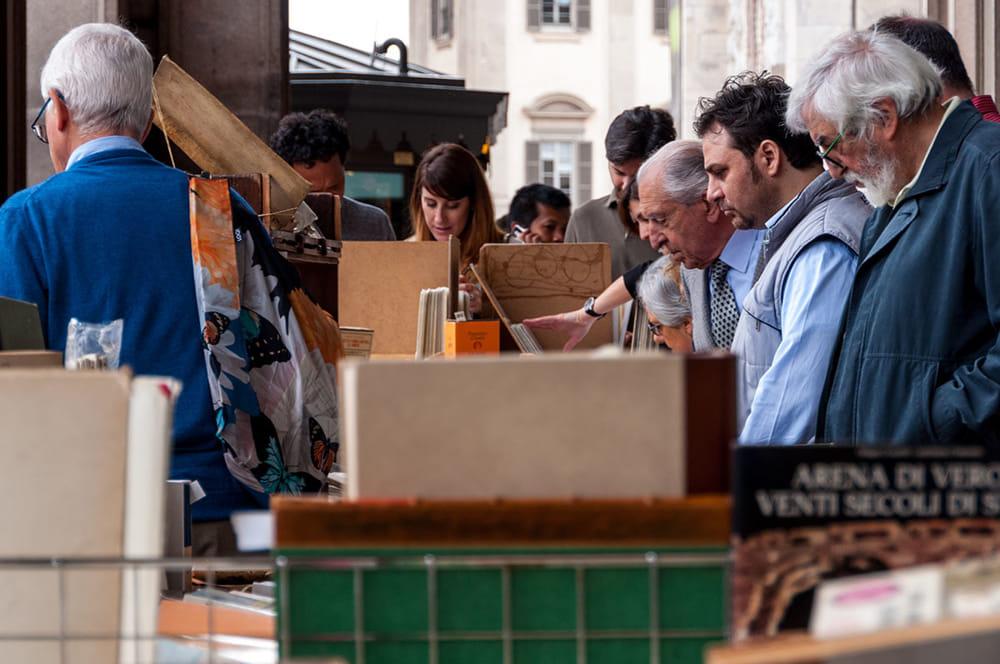 vecchi libri piazza diaz 2 - Выходные в Милане: чем заняться в городе 7 и 8 июля