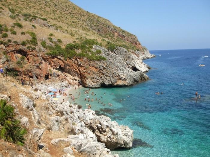 CALA CAPRERA - Самые красивые пляжи Италии