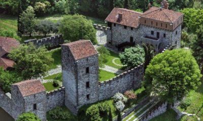 Castello di Rossino 1 400x240 - Виллы Ломбардии: красивое наследие