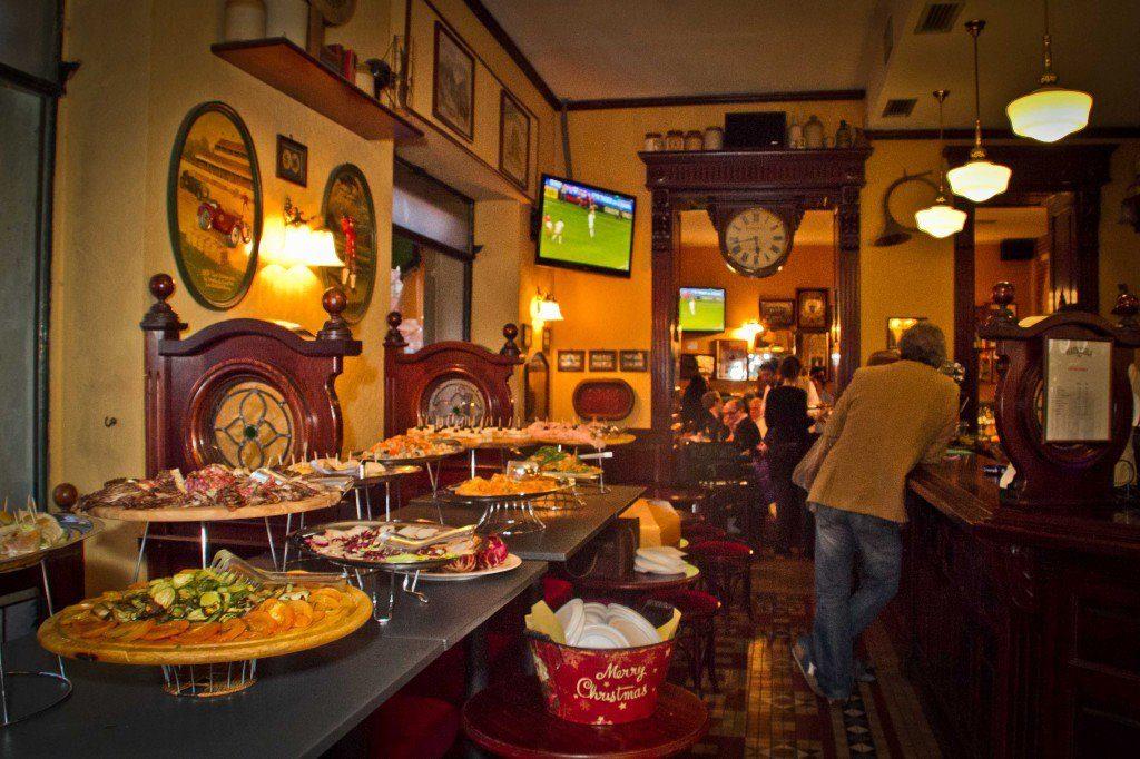 Matricola pub - Где смотреть финал мундиаля в Милане
