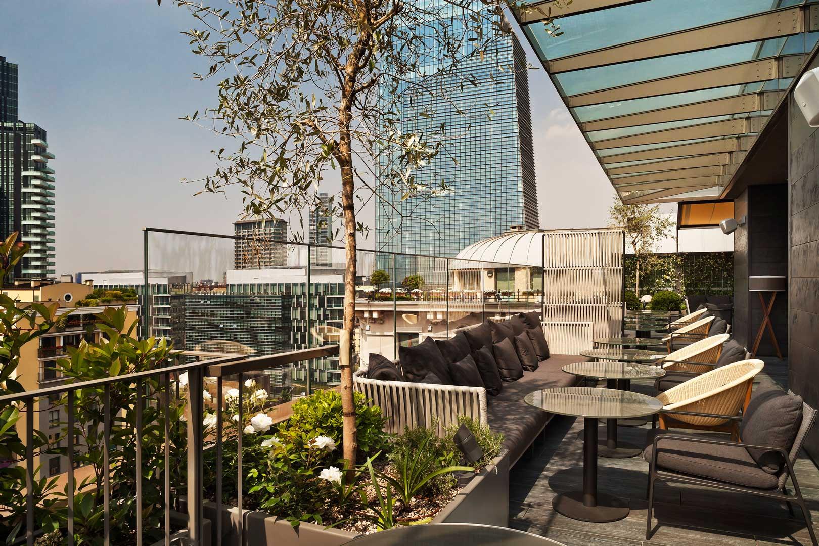 REST - Милан в августе: рестораны