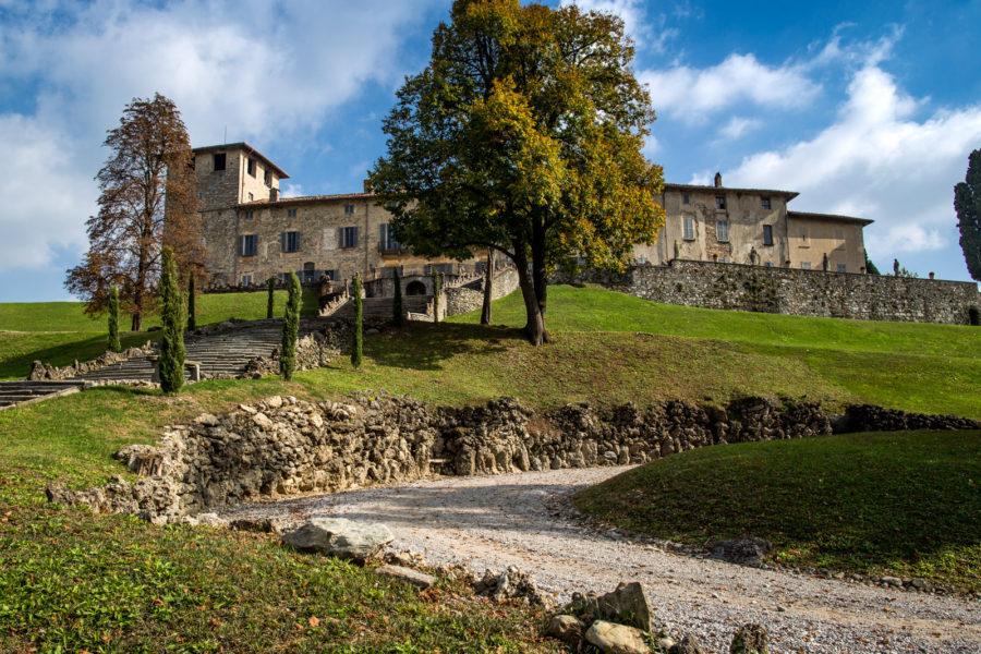 castello durini 900x600 - Виллы Ломбардии: красивое наследие