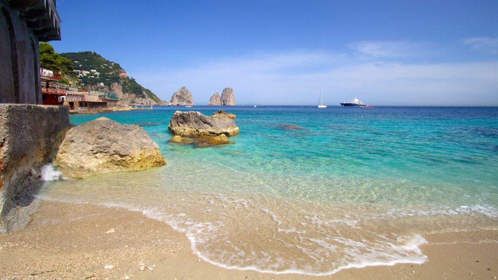 marina piccola 1000x563 - Самые красивые пляжи Италии