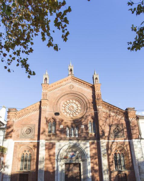 Сан Марко 477x600 - 7 храмов и церквей Милана, в которые надо обязательно зайти