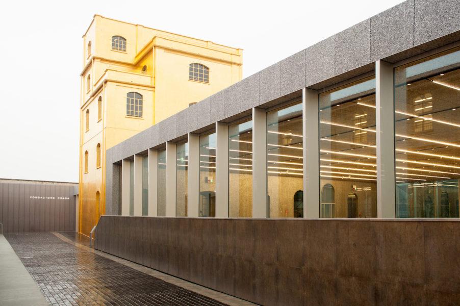 Atlas Fondazione Prada 902x600 - 6 музеев Милана, которые стоит посетить хотя бы раз в жизни