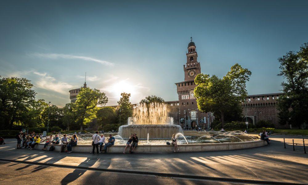 Ferragosto al Castello Sforzesco 1000x600 - Ferragosto в Милане: неделя 33
