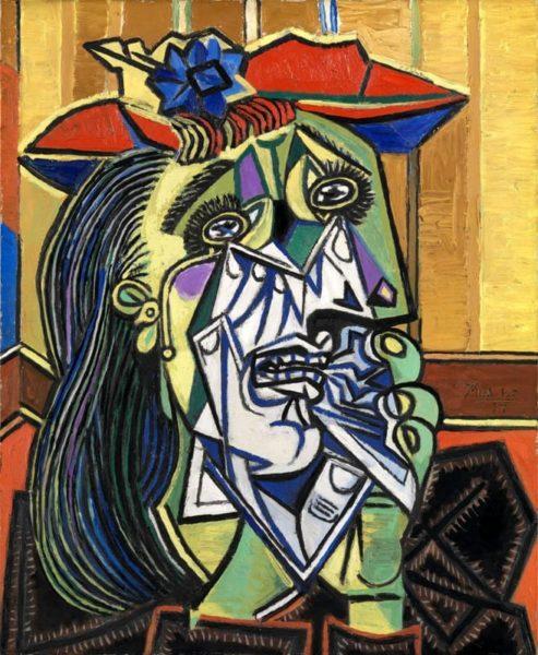 Picasso  493x600 - 5 выставок в Милане, которые надо посетить в 2018