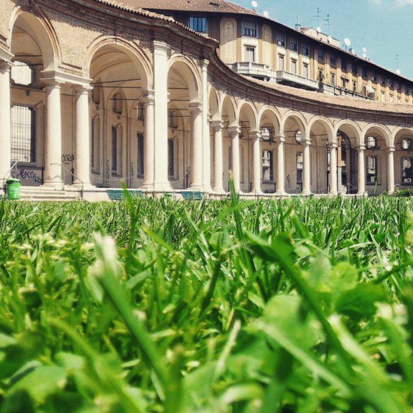 Rotonda della besana  600x600 - 5 романтичных мест Милана