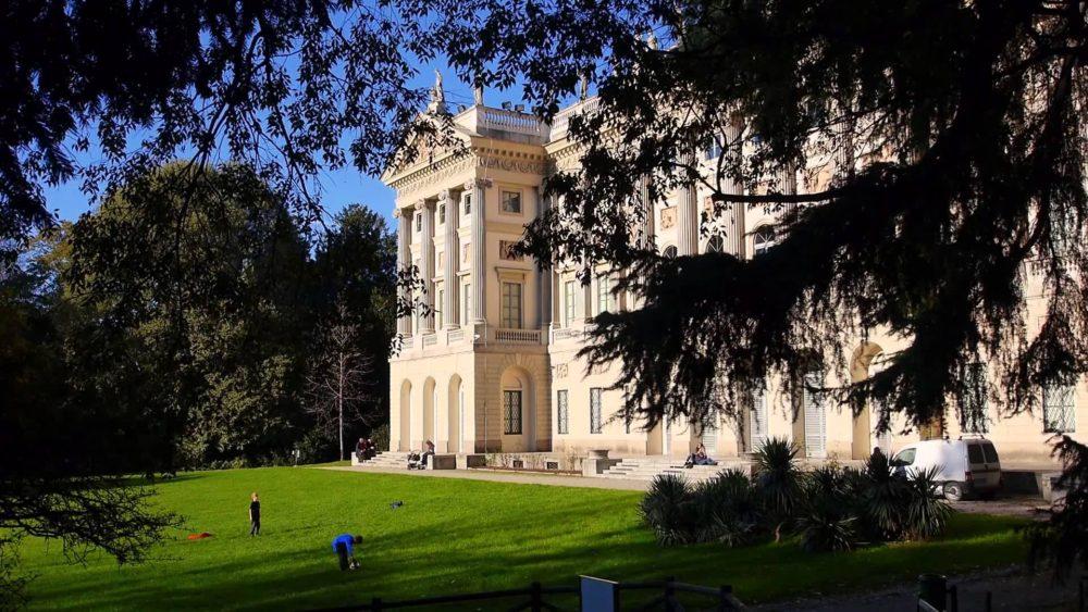 giardini di villa reale 1000x563 - 5 романтичных мест Милана