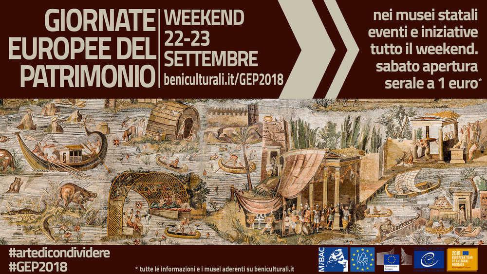 ARTE DA CONDIVIDERE 1000x563 - Милан: дни европейского наследия 22 и 23 сентября