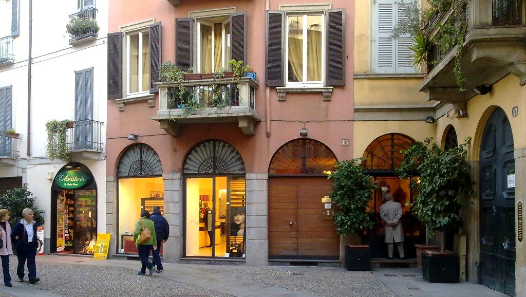 CiaoMilano Milano Via Madonnina 20091024 - Милан за 2 дня: что посмотреть