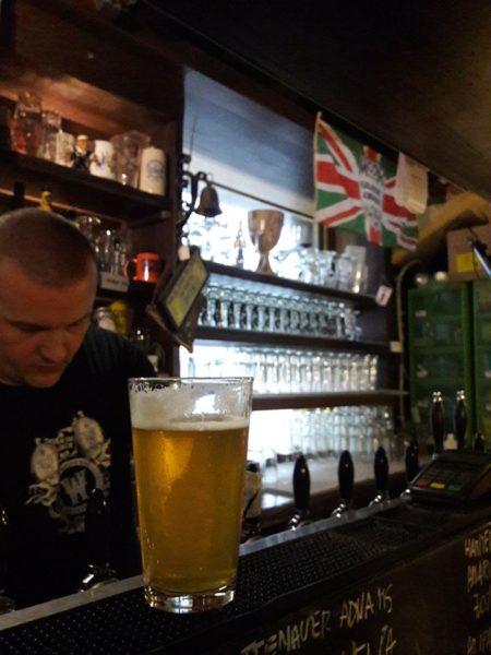 La belle alliance 450x600 - Крафтовое пиво в Милане: 5 заведений