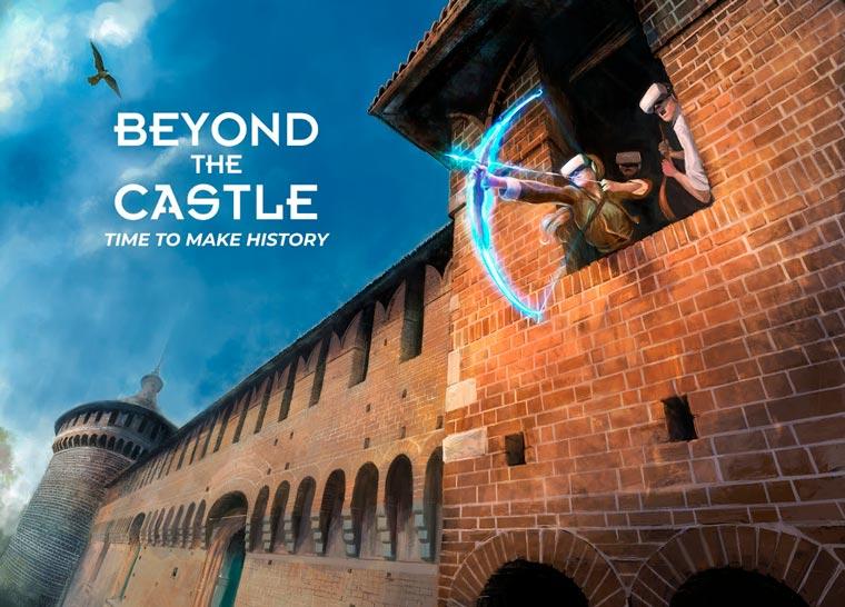 Beyond the Castle - Чем заняться в Милане с 22 по 28 октября: неделя 43