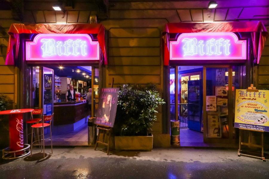 Biffi bar 01 s 900x600 - Караоке в Милане: 5 заведений