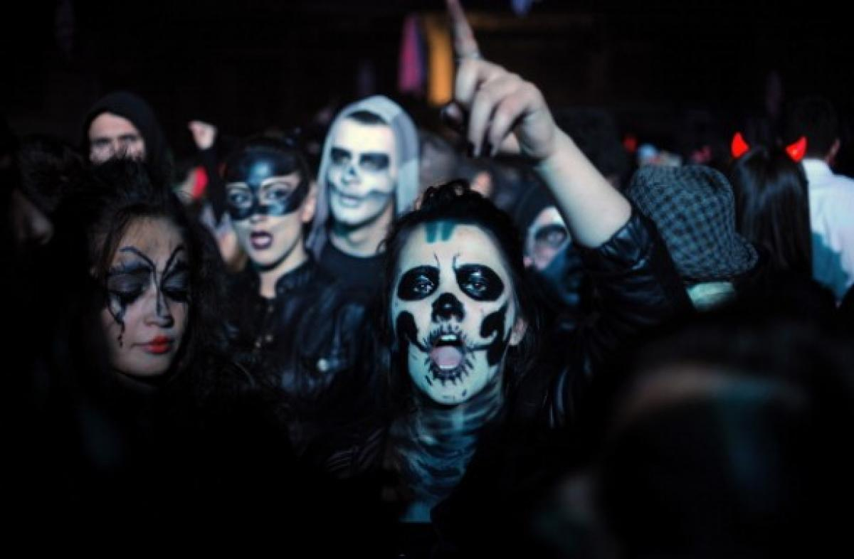 atmilano halloween 2014 - Halloween в Милане: dolcetto o scherzetto?