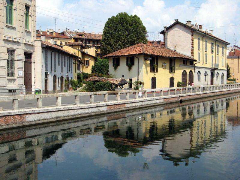 vicolo dei lavandai 800x600 - 5 самых красивых районов Милана