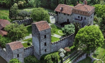 Castello di Rossino 400x240 - За один день: средневековые замки, дворцы и виллы Ломбардии
