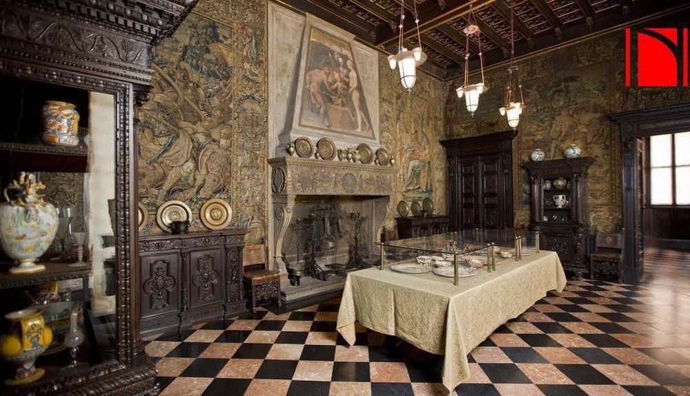 Вальсекки  1000x575 - Дома-музеи Милана: посетить обязательно