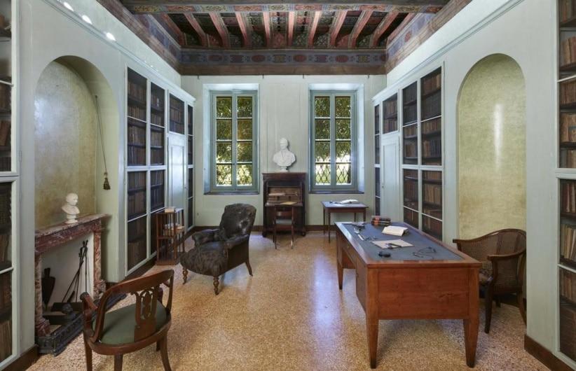 МАндзони - Дома-музеи Милана: посетить обязательно