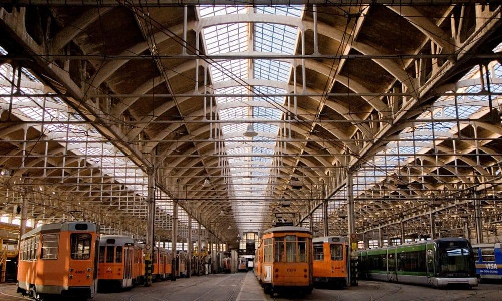 транспорт милан 1000x600 - Общественный транспорт Милана