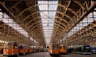 транспорт милан 400x240 - Общественный транспорт Милана