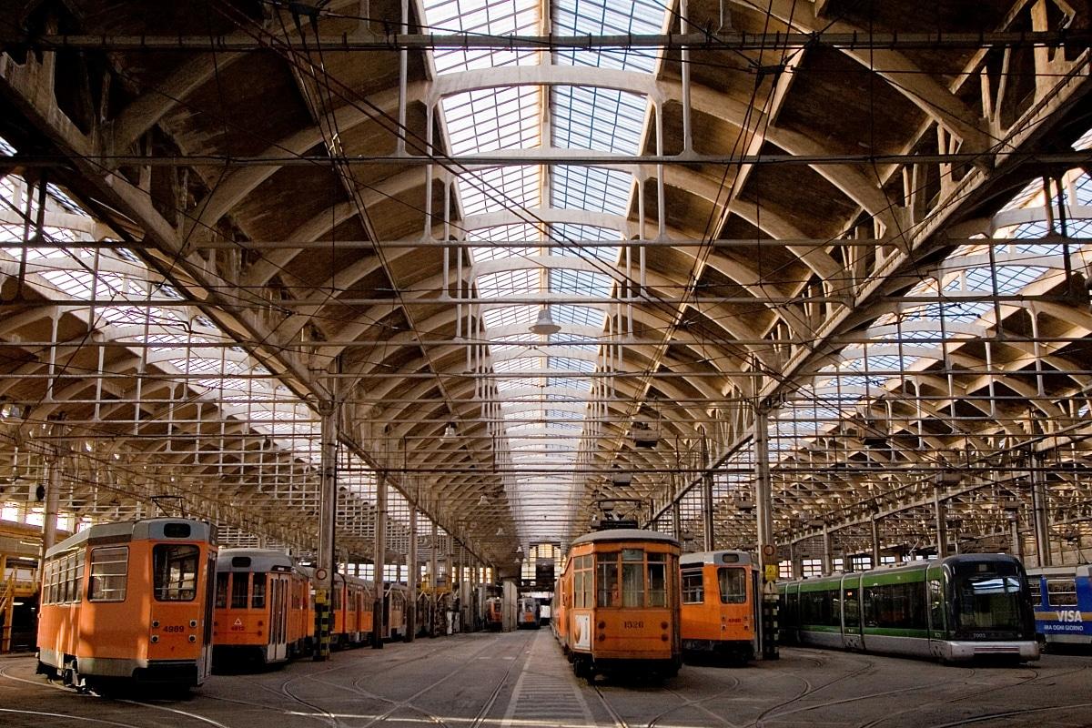 транспорт милан - Общественный транспорт Милана