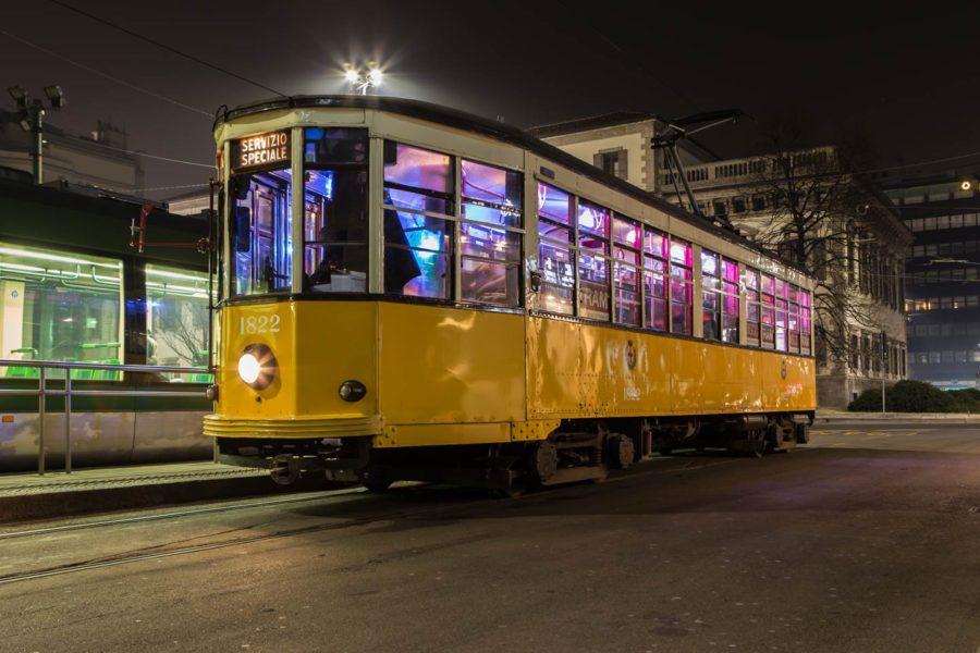milano tram 900x600 - Общественный транспорт Милана