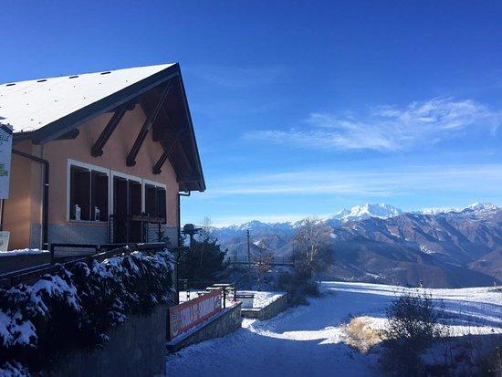 mottarone1 - Зимняя сказка: Rifugio Genziana