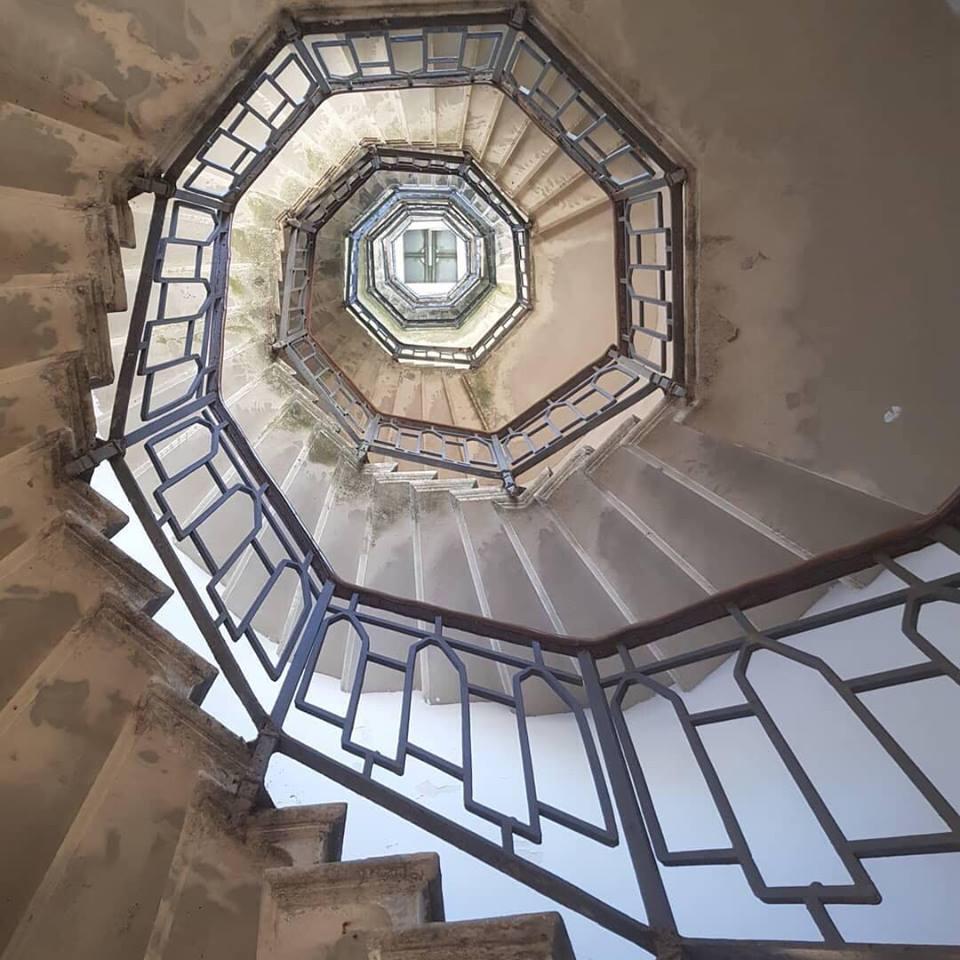 scalinata gita fuori porta 2 - Gita fuori porta. Великолепные панорамы в окрестностях Милана