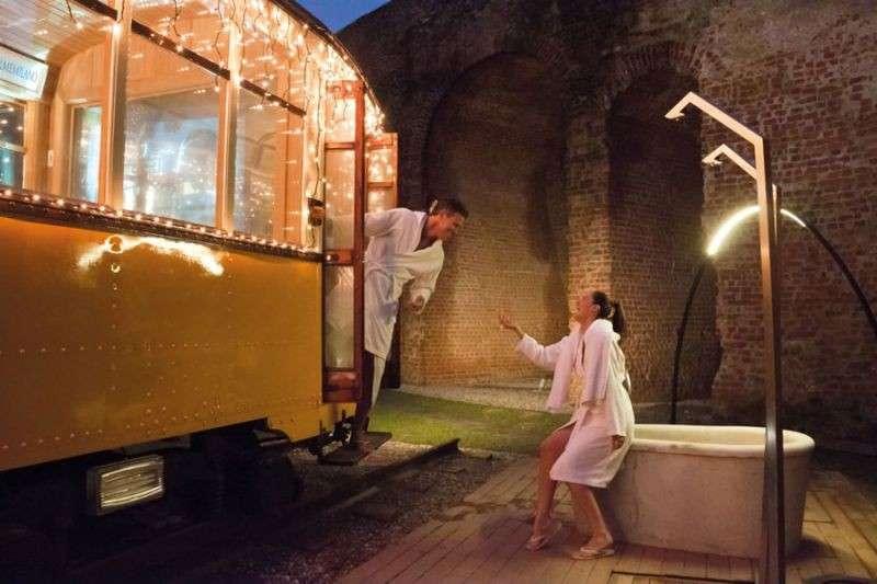 tram sauna1 - Топ Ту Ду Лист: Милан 2019