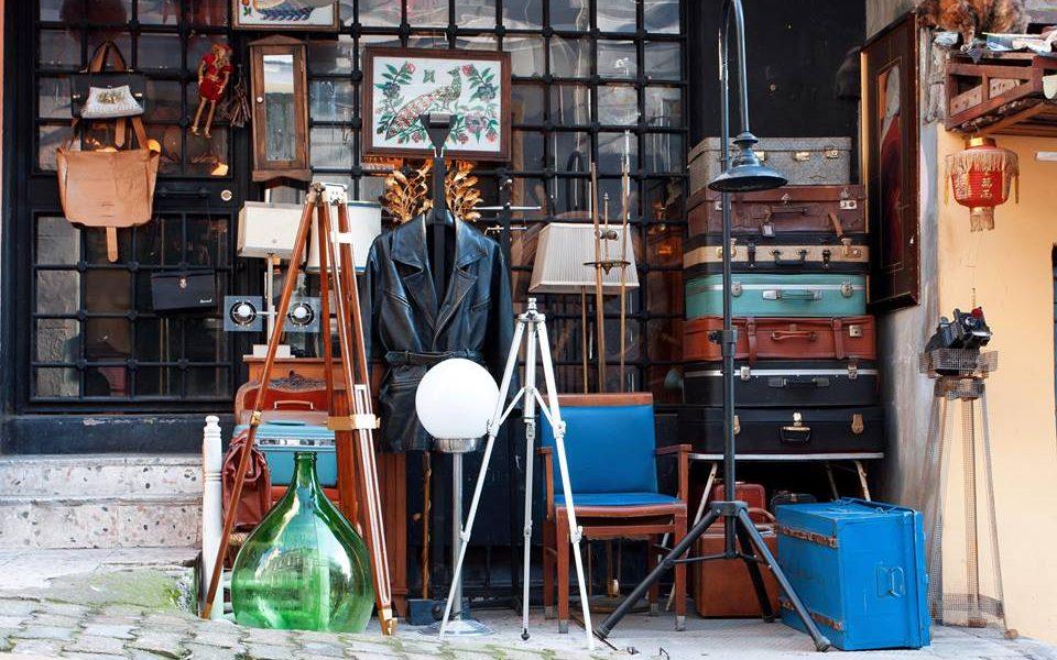 vintage1 960x600 - Самые модные винтажные бутики Милана